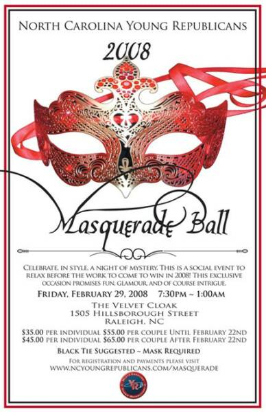 Young Republican Ball